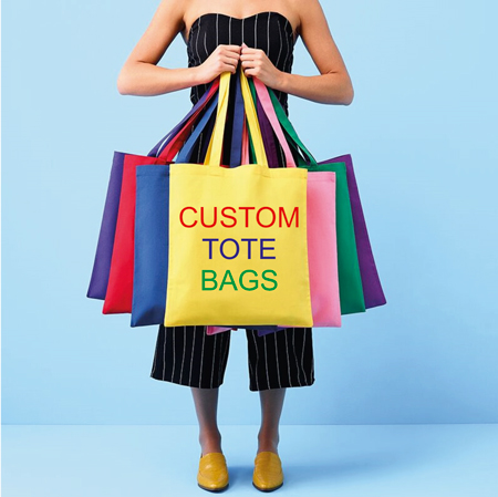 Custom Tote Bags By ARTI Promotions Ltd